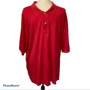 Polo Ralph Lauren Big And Tall Bright Pink Polo3XB